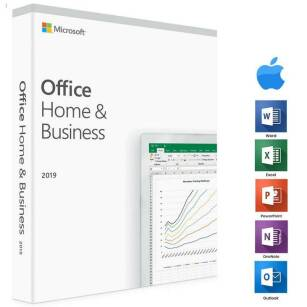 Microsoft Office 2019 Home and Business BOX (T5D-03319)